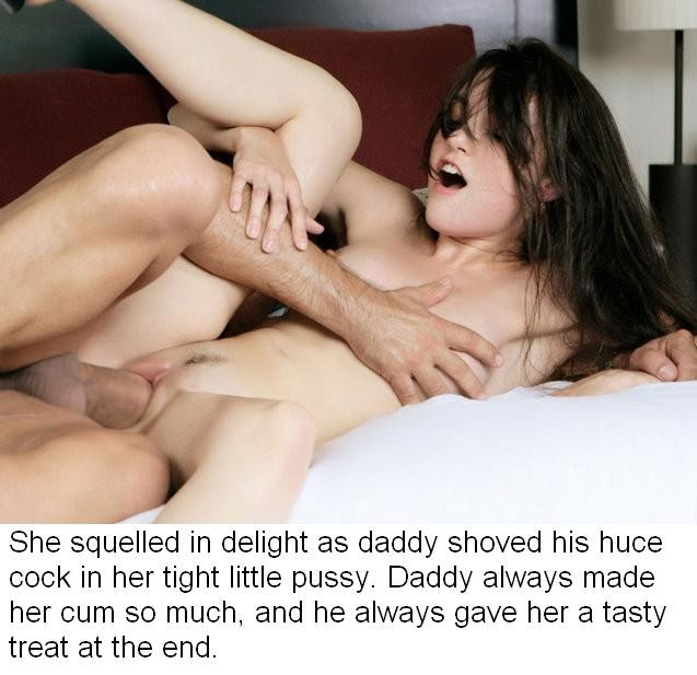 Daddys girl makes him cum topic