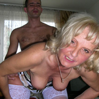 Stare at very naughty and sexy moms fucking son